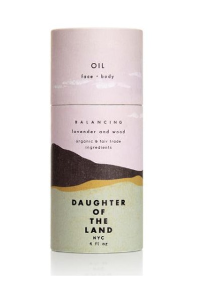 BALANCING FACE + BODY OIL