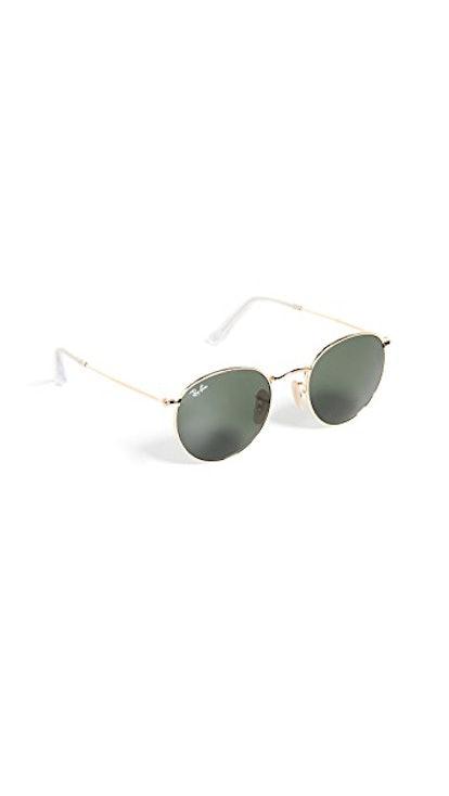 Phantos Round Sunglasses