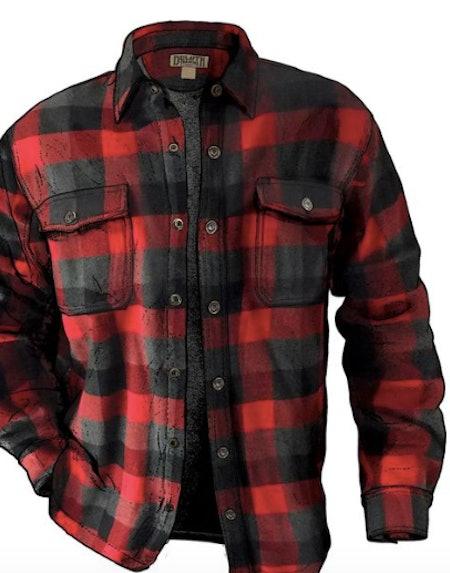 Men's Flapjack Flannel Shirt Jac