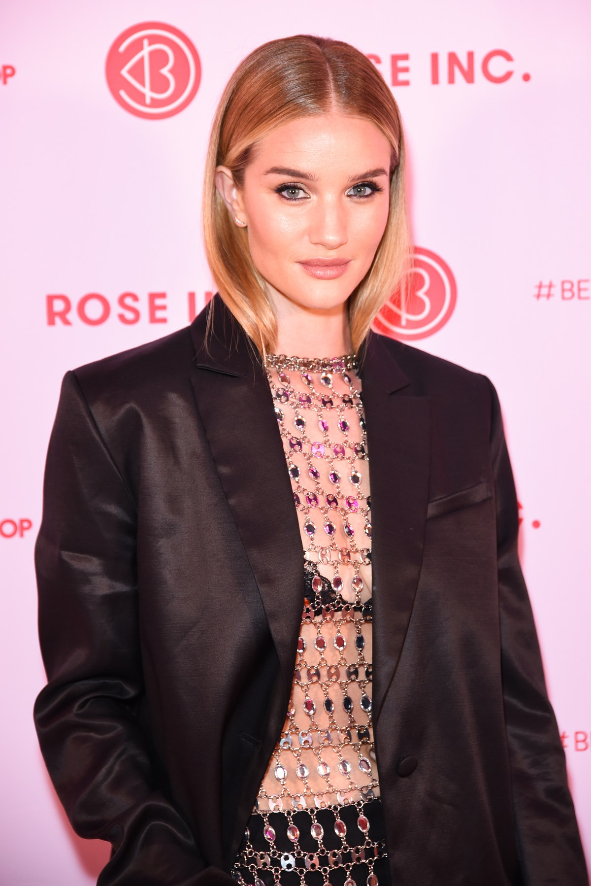 The Genius Eyebrow Hack Rosie Huntington-Whiteley Swears By That Costs Next To Nothing