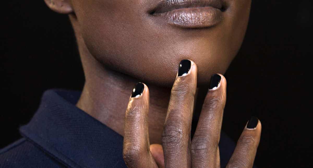 12 Black Nail Polish Alternatives To Try If You Still Want Something Simple