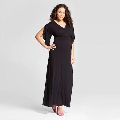 Maternity Knit Kimono Sleeve Dress - Isabel Maternity by Ingrid & Isabel™