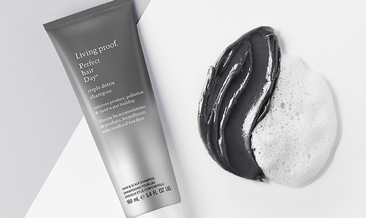 Living Proof's Triple Detox Shampoo Targets Buildup With This Trending Ingredient