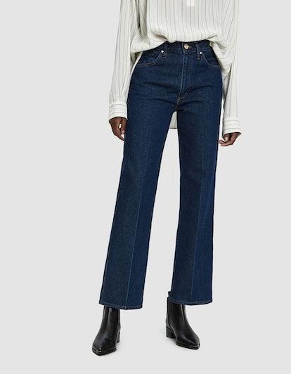 A Straight Leg Jean