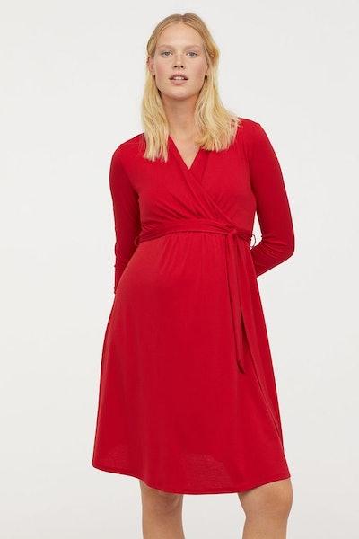 MAMA Red Dress