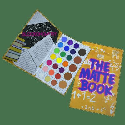The Matte Book Palette