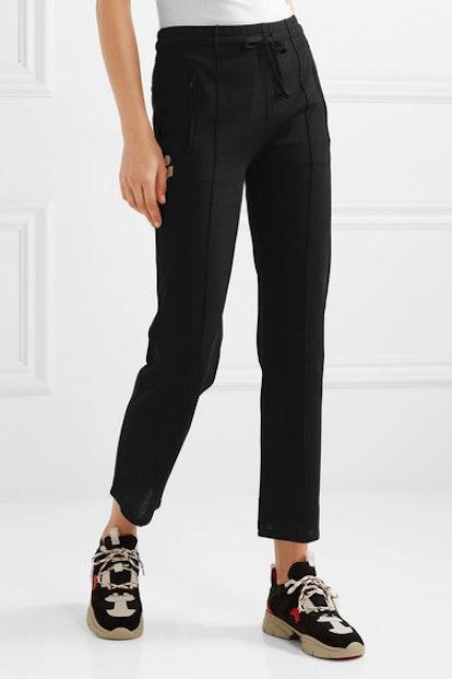Dobbs Knitted Track Pants