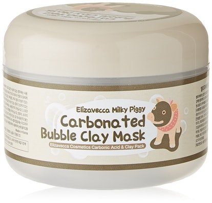 Elizzavecca Milky Piggy Carbonated Bubble Clay Mask