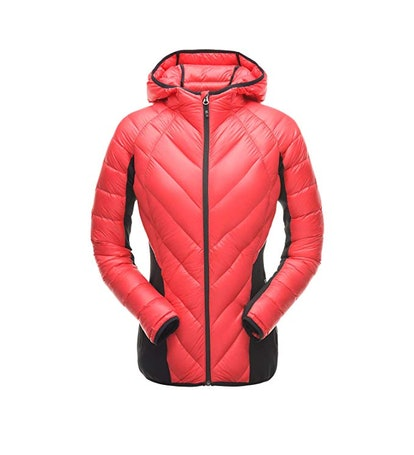 SPYDER Women's Syrround Waterproof Down Jacket