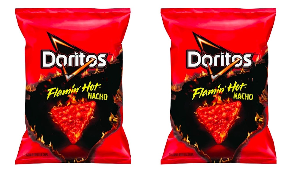 What Do Doritos Flamin' Hot Taste Like? They Have A Major