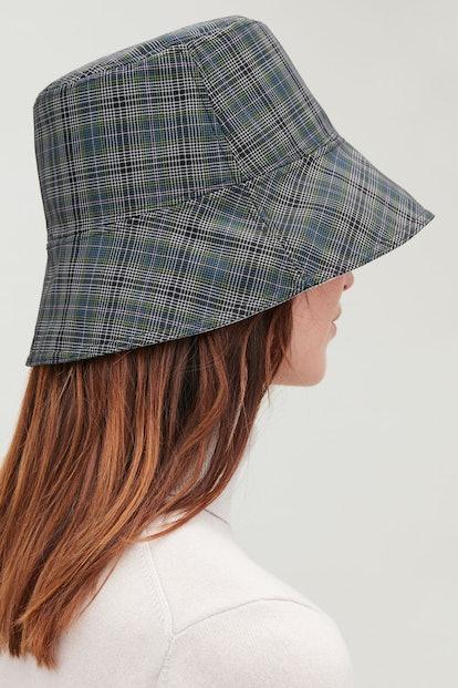 Reversible Waxed Bucket Hat