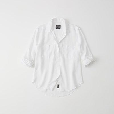 Tencel Button-Up Shirt