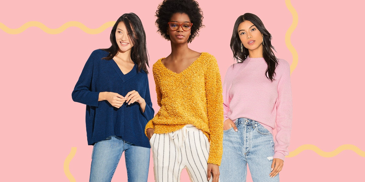16 Petite Sweaters That'll Keep You Cozy This Winter