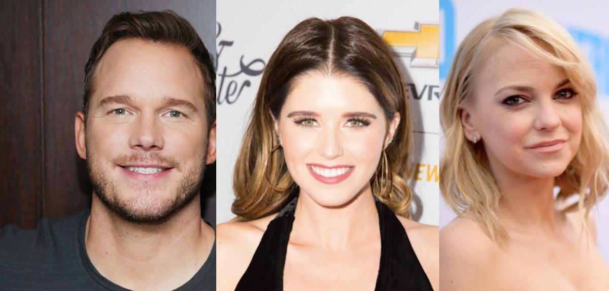 Chris Pratt & Katherine Schwarzenegger Moved Closer To Anna Faris For The Best Reason