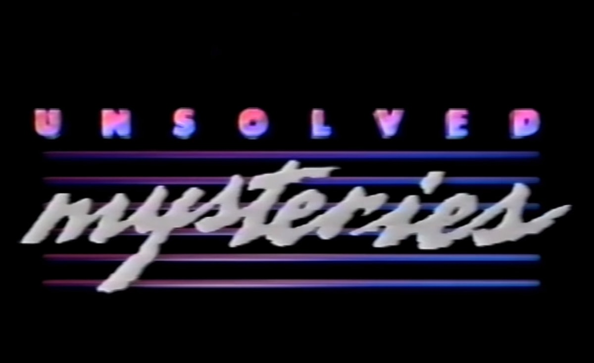 Netflix's 'Unsolved Mysteries' Reboot Will Introduce The '90s True Crime Series To A New Generation
