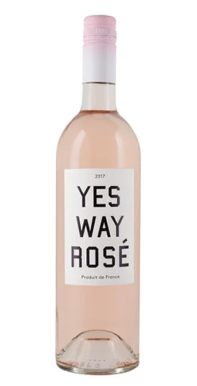 Yes Way Rose Wine