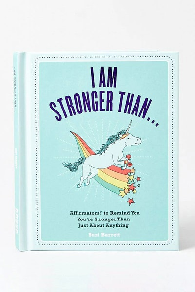 I Am Stronger Than: Affirmators Book