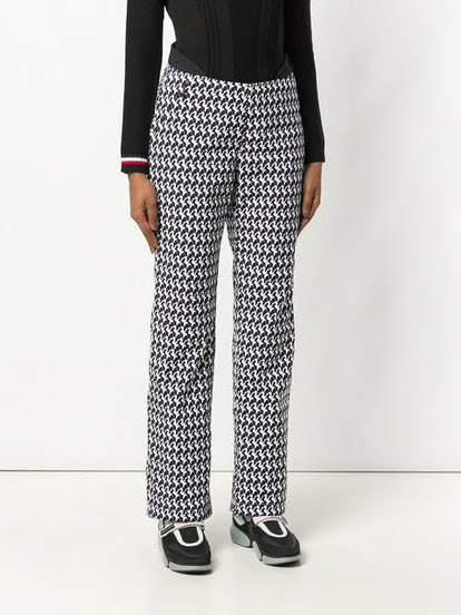 Medaille Print Ski Trousers