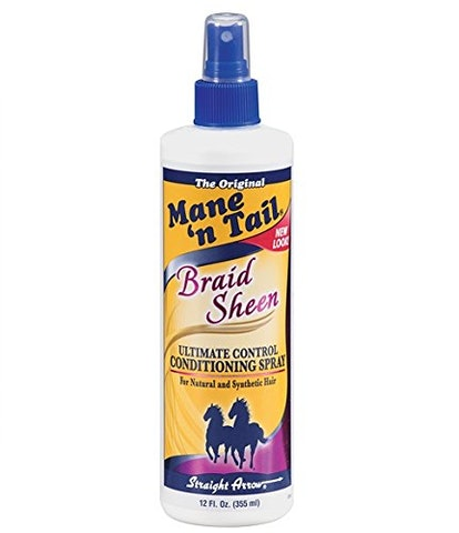 Braid Sheen Ultimate Control Conditioning Spray