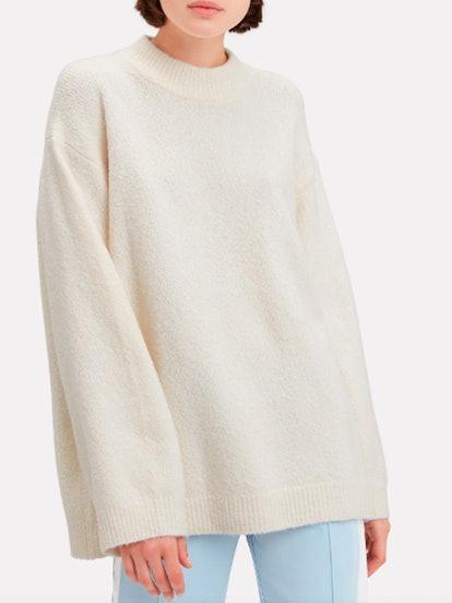 Josette Oversized Bouclé Sweater