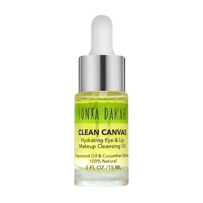 Sonya Dakar Hydrating Eye & Lip Makeup Cleansing Oil