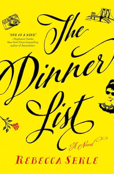 'The Dinner List' by Rebecca Serle