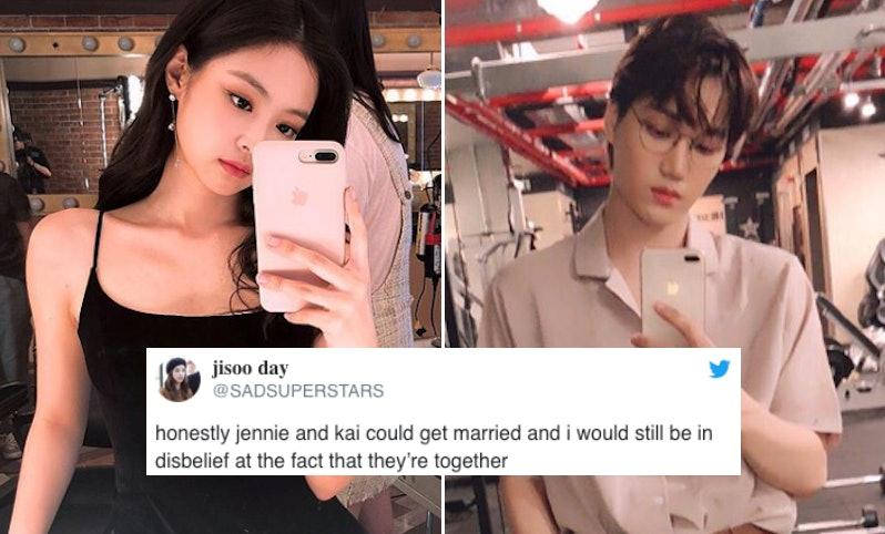 kpop idols dating rumors 2019