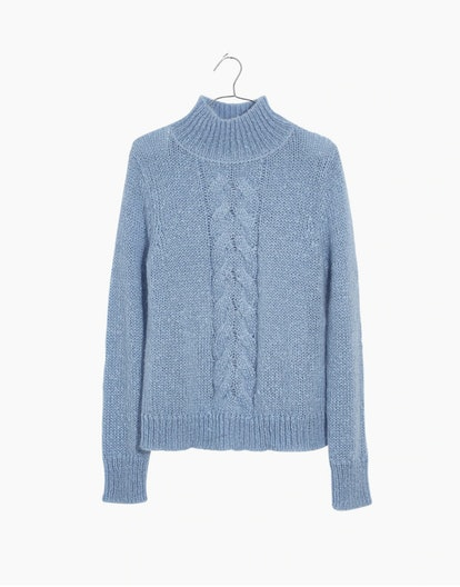 Madewell Bayfront Turtleneck Sweater