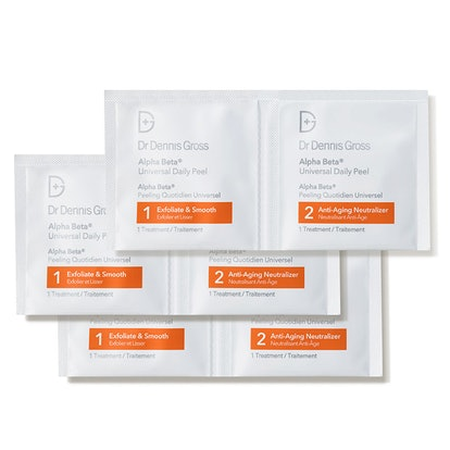 Dr. Dennis Gross Skincare Alpha Beta Universal Daily Peel - Packettes (60 count)