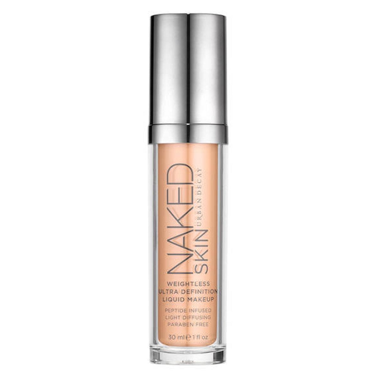 Naked Skin Weightless Ultra Definition Liquid Foundation