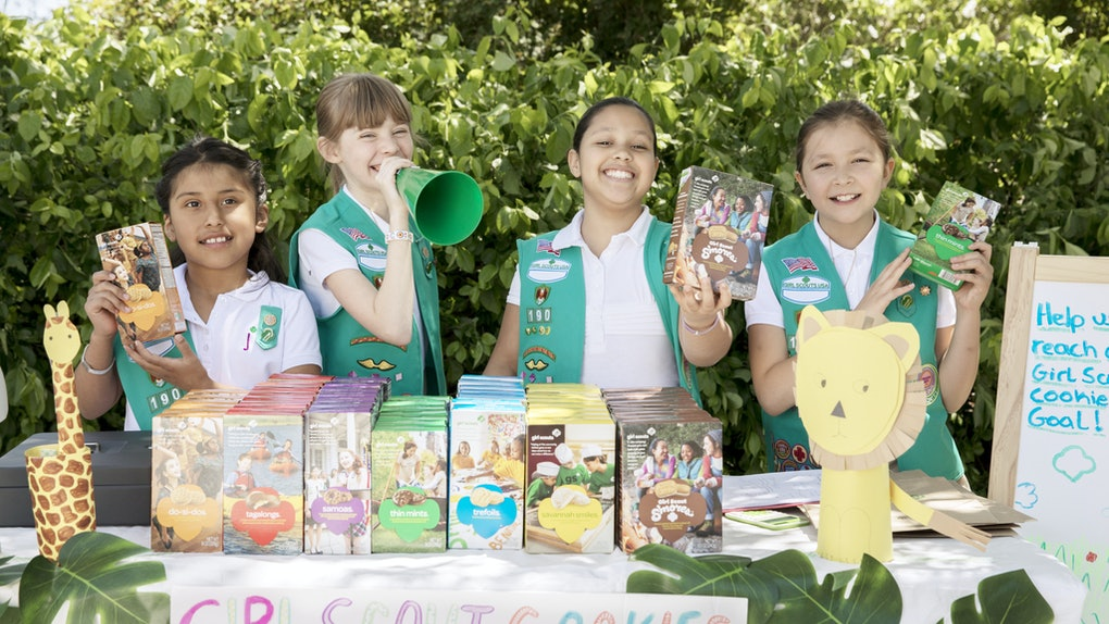 Can You Order 2019 Girl Scout Cookies Online? The Digital