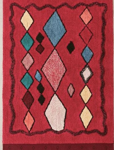 Assa Washable Tufted Rug