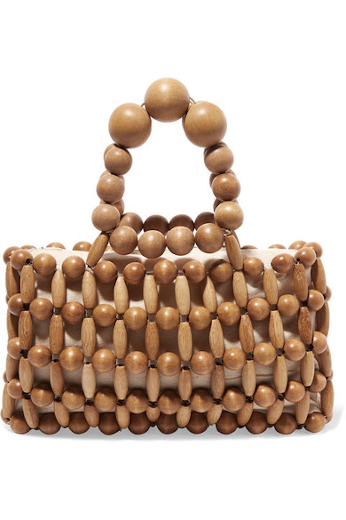 Cora mini Bamboo Tote