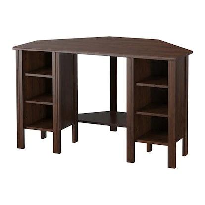 Brusali Corner Desk