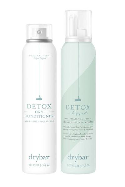Drybar Detox 2-Piece Dry Conditioner & Whipped Dry Shampoo Foam Set