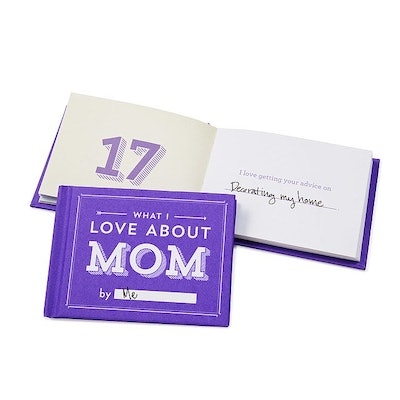 Fill-In-The-Blank Gift Book