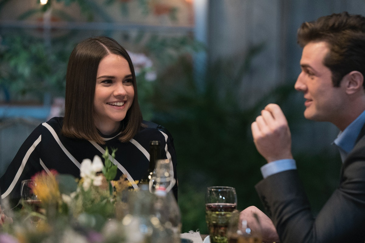 Jamie From 'The Fosters' Is Helping Callie Figure Out Her Black Lives Matter Case On 'Good Trouble'