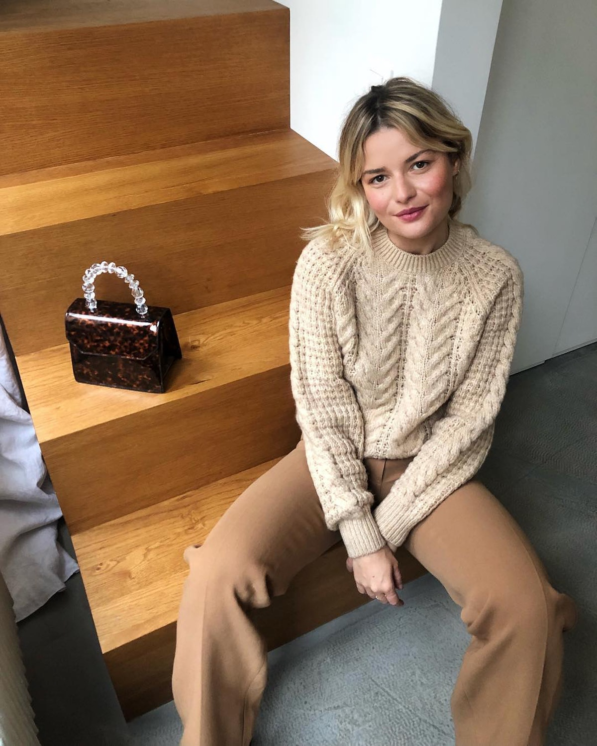 Why 2019's Beige Fashion Trend Is Worth Trying, According To Color Experts