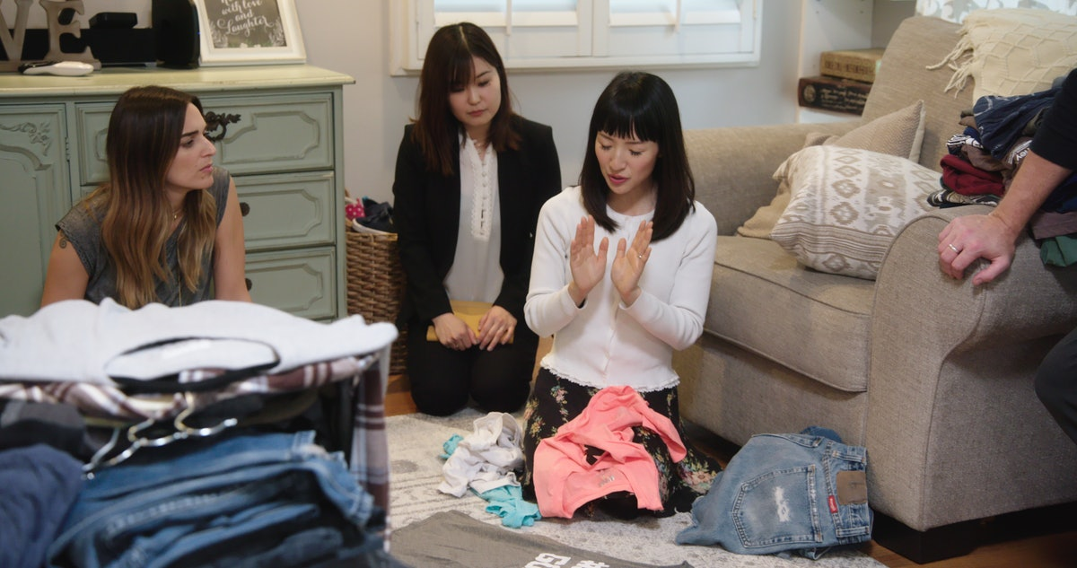 Marie Kondo's 'Tidying Up' Has Increased Thrift Store Donations, So It's Time To Spark Joy With Other People's Old Stuff