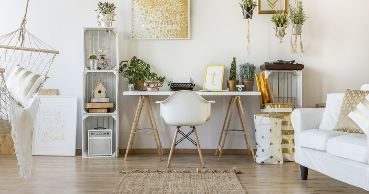 10 Desks Under $100 That'll Upgrade Any Home Workspace Instantly