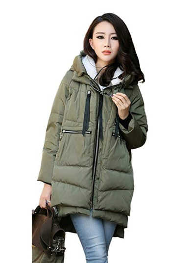 Thickened Down Jacket