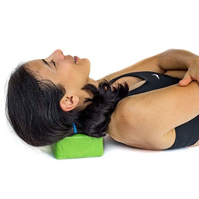 Deep Recovery Neck Track for Trigger Point Massage & Myofascial Release