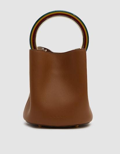 Marni Rainbow Handle Bucket Bag