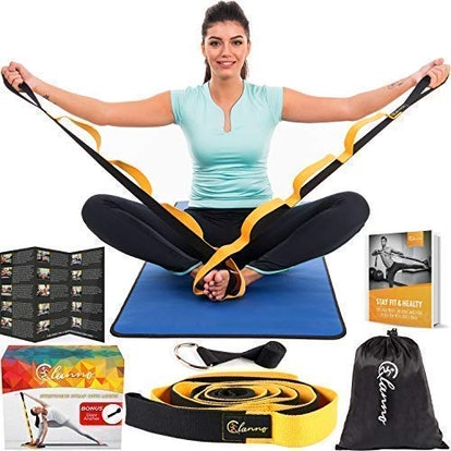 Clanno Stretching Strap Band