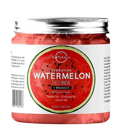 O Naturals Watermelon & Vitamin C Face Mask