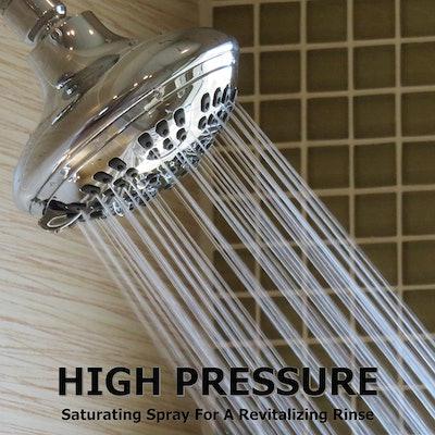 Aqua Elegante Luxury Shower Head