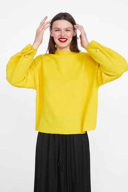 Soft Feel Sweatshirt