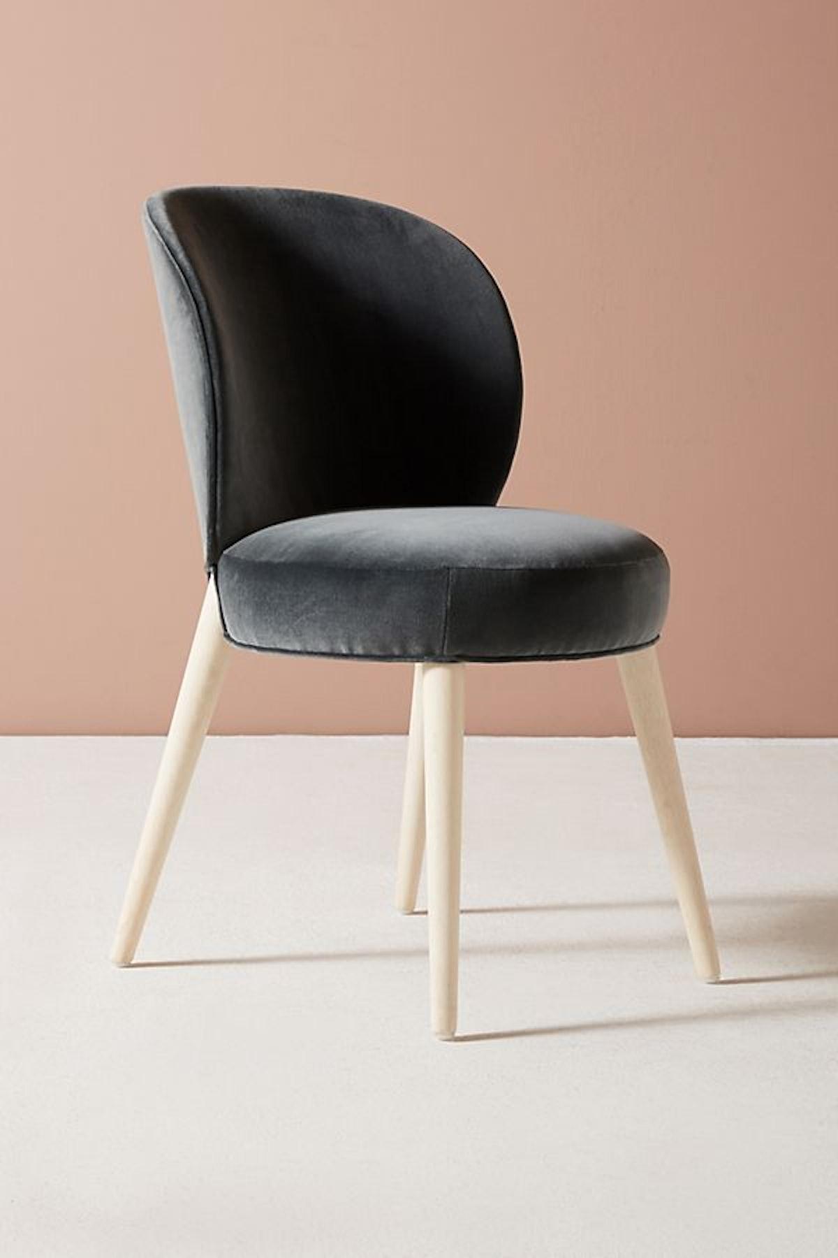 Velvet Remi Dining Chair