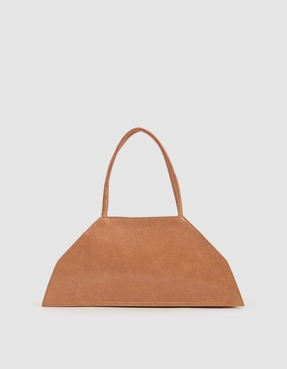 Paloma Wool Isabelle Leather Handbag in Soft Pink