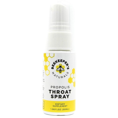 Beekeeper's Naturals Bee Propolis Throat Spray